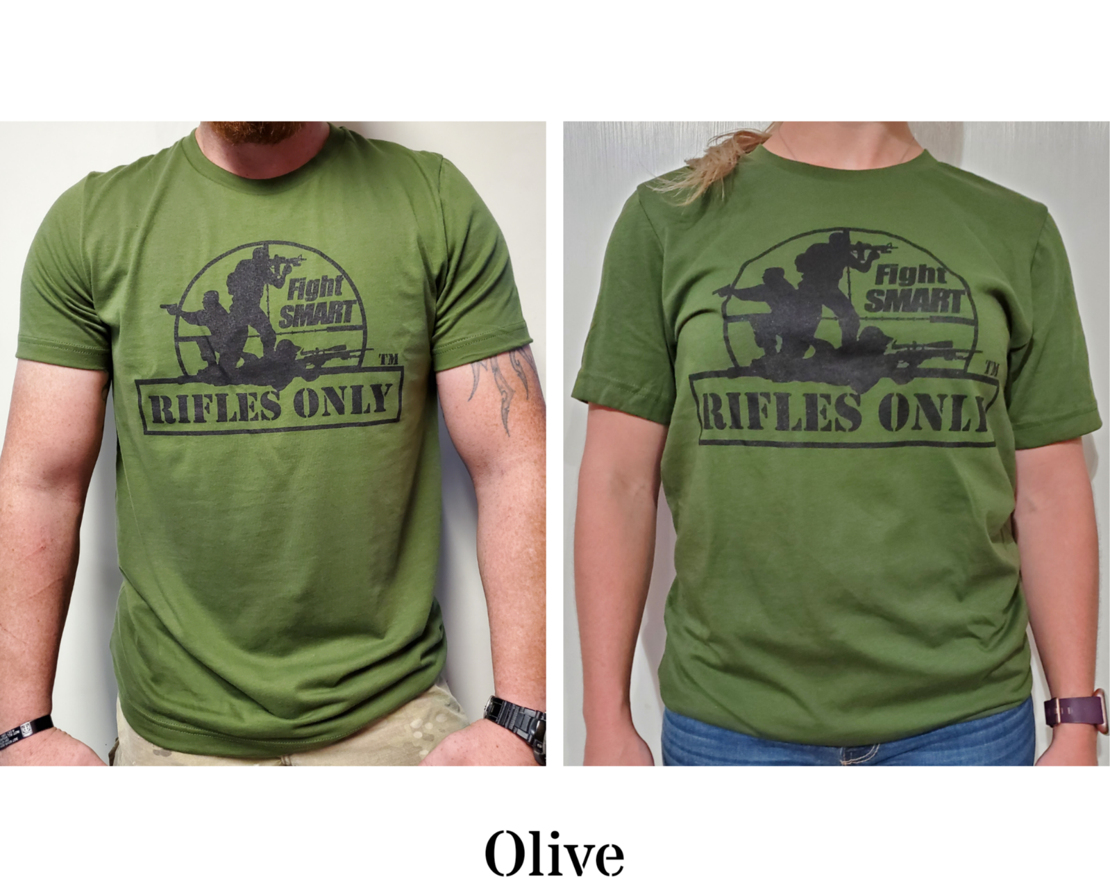 Unisex - Military Green