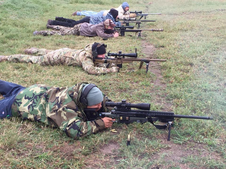 Mover Clinic for Rifle