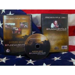 Rifles Only Precision Rifle Disk 1: Fundamentals