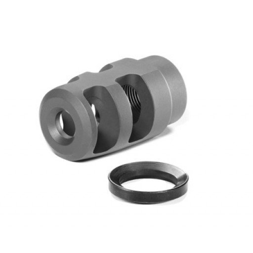 Badger Micro FTE Muzzle Brake 5/8-24 Tread