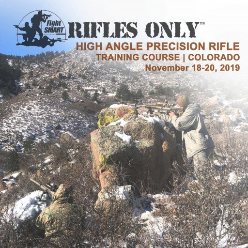 High Angle Precision Rifle Training Colorado - 3 day