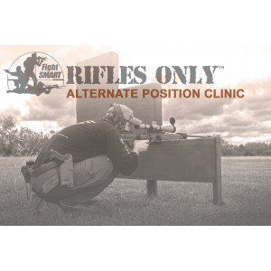 Alternate Position Clinic ~ Rifle