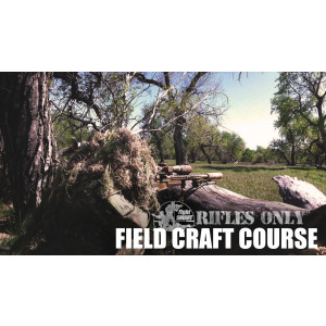 Rifles Only  Field Craft Course