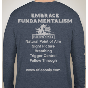 Embrace Fundamentalism T-shirt