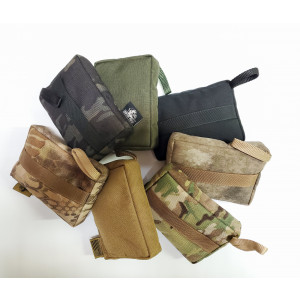 Rifles Only Rear Bag