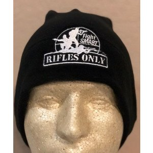 Rifles Only Beanie (Black)