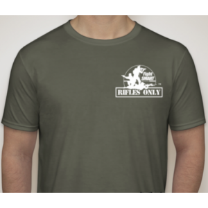 Rifles Only Short Sleeve T-shirt
