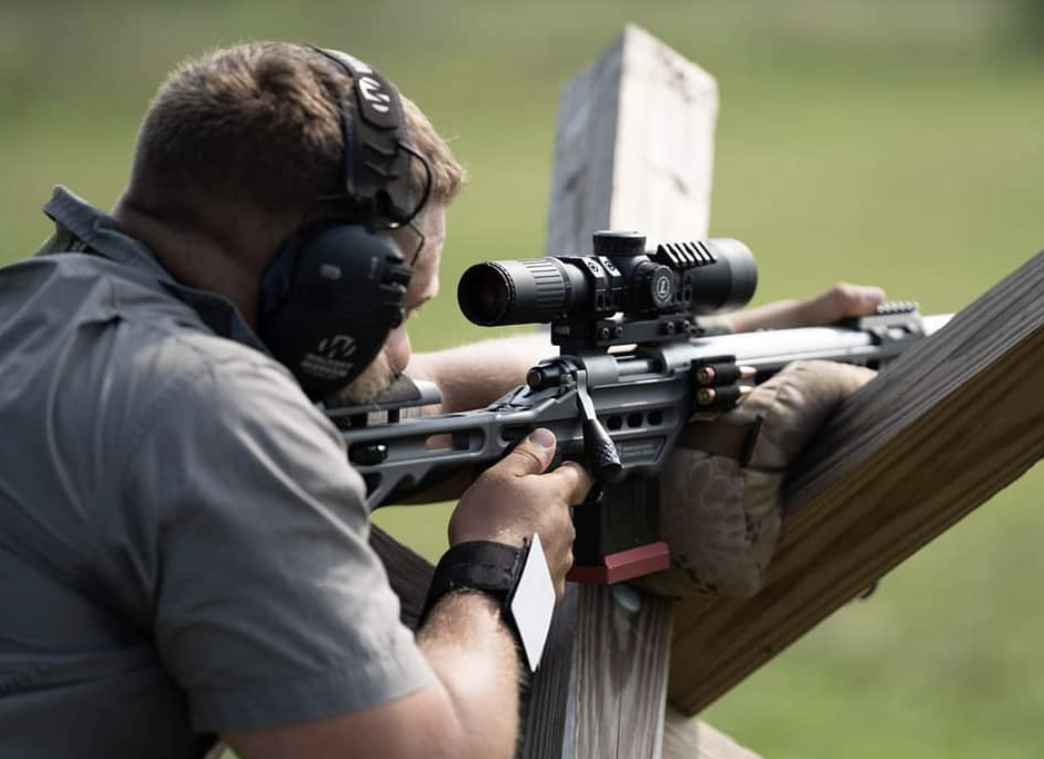 Rifles Only Rimfire Academy - 2 day